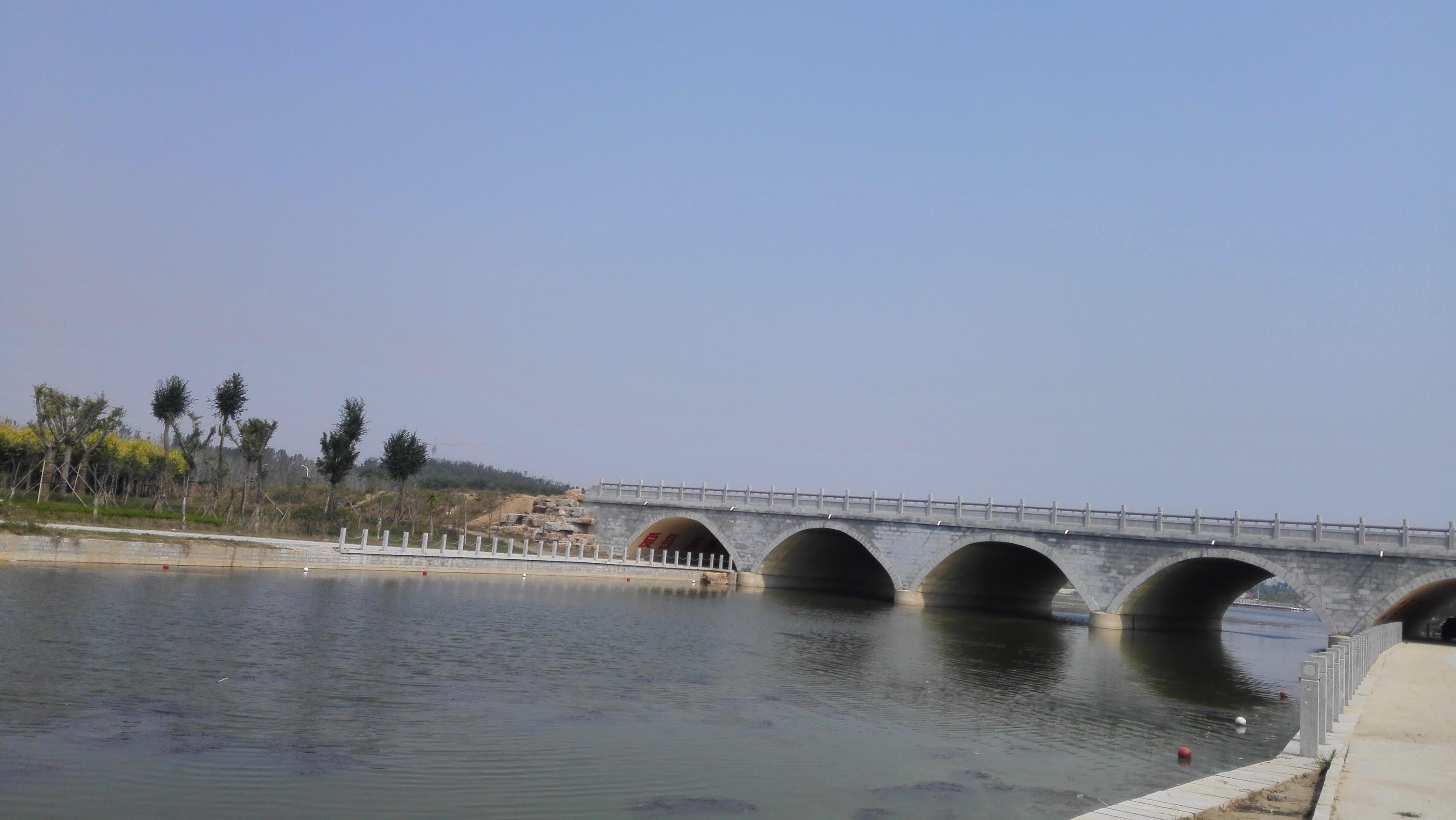 曹县八里湾国际城风景区